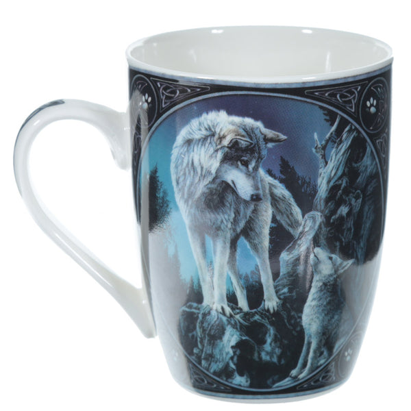 Guidance New Bone China Mug