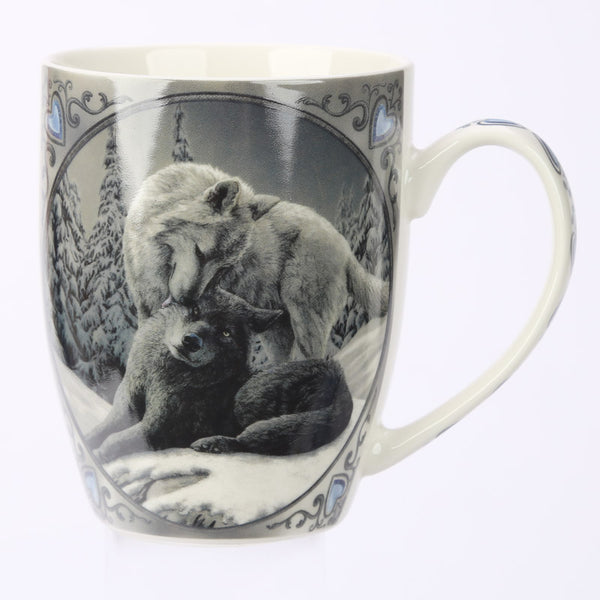 Snow Kisses Mug (Lisa Parker)