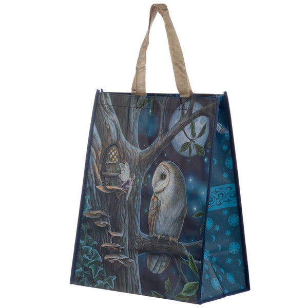 Lisa Parker 'Fairy Tales' Large Shopping Bag