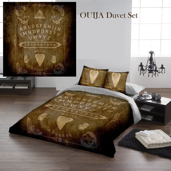 Ouija Board - UK King Size Bedding Set