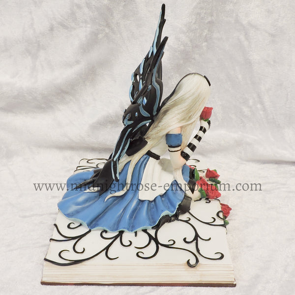 Alice in Wonderland Inspired 'Alice' Fairy Figurine