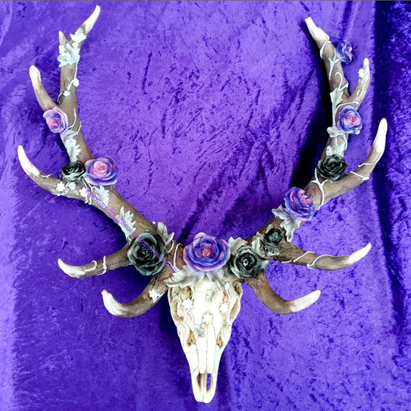 Antlers of Eden Wall Ornament