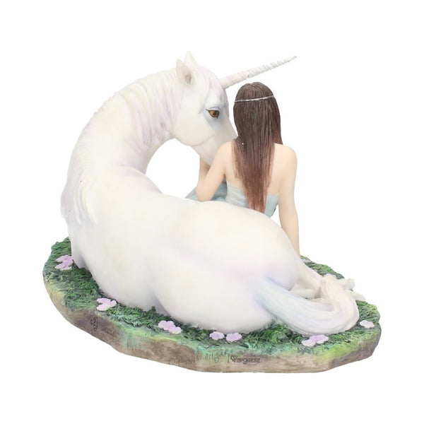 Pure Heart Unicorn Ornament - Anne Stokes