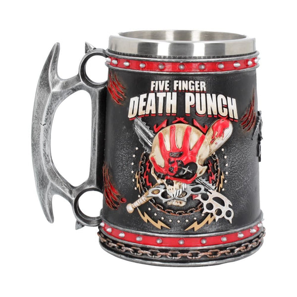 Five Finger Death Punch Tankard - Officially Licensed Merch
