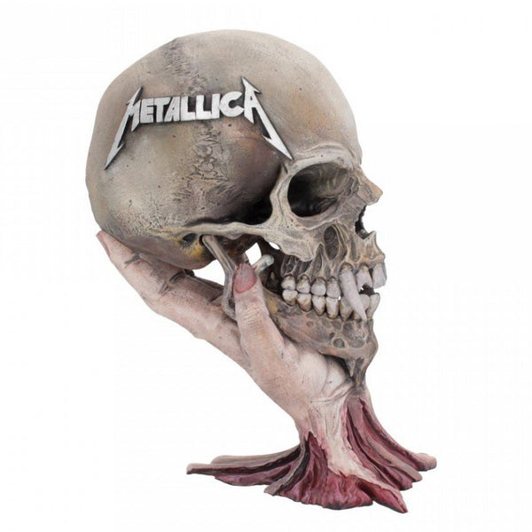PRE ORDER Metallica 'Sad But True' Skull Ornament - Officially Licensed Merch