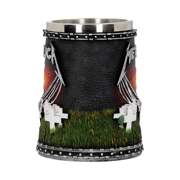 Metallica 'Master of Puppets' Tankard - Officially Licensed Merch