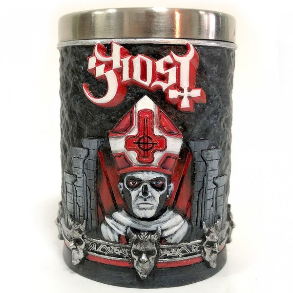 PRE ORDER Ghost Papa III Summons Shot Glass - Officially Licensed Merch