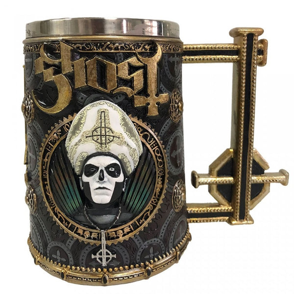PRE ORDER Ghost Gold Meloria Tankard - Officially Licensed Merch