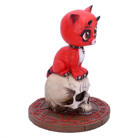 Devil Kitty Ornament