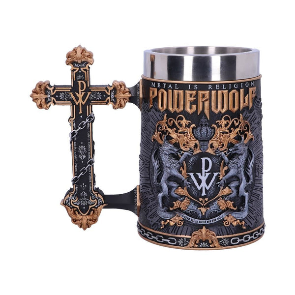 Powerwolf 'Metal is Religion' Tankard - PRE ORDER