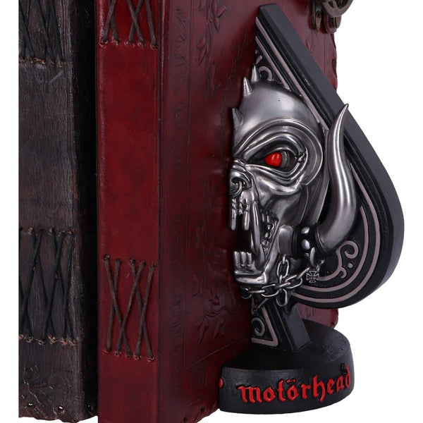 Motorhead Ace of Spades Bookends 18.5cm