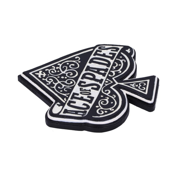 Motorhead Ace of Spades Coaster (set of 4) 12.5cm