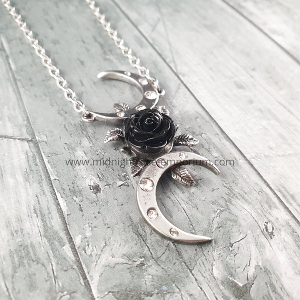 The Black Goddess Necklace