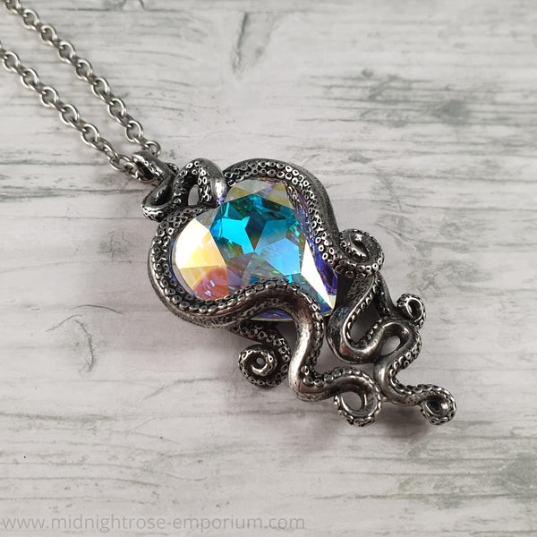 Heart of Cthulhu Necklace
