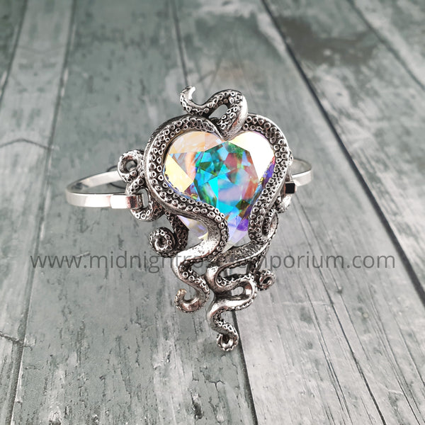 Heart of Cthulhu Bangle