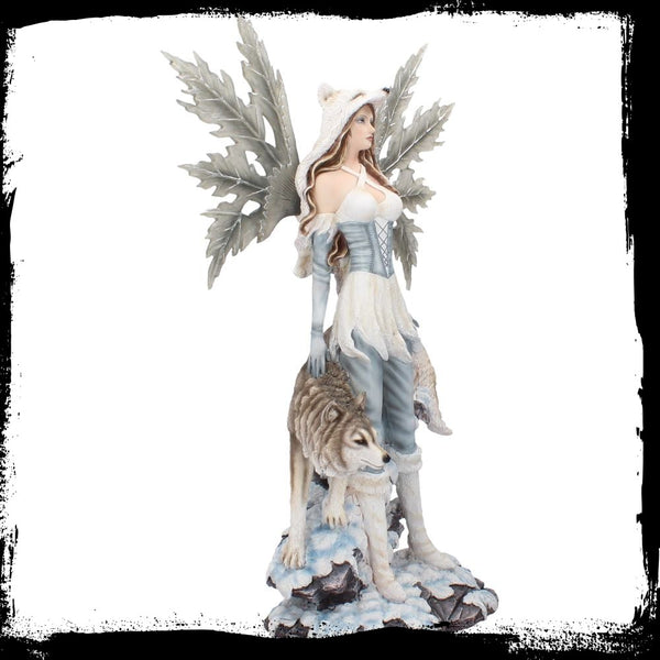 Nemesis Now Premium Fairies 'Wolf Princess' 44cm