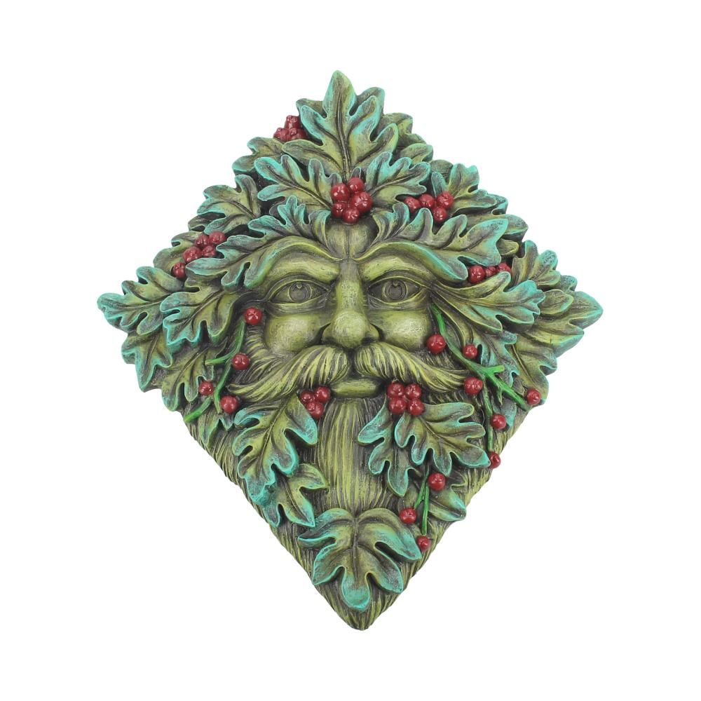 Berry Beard Wall Plaque 24cm