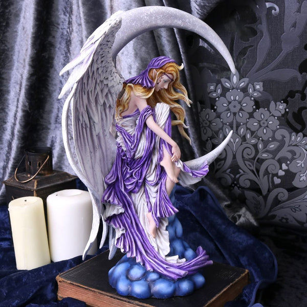 'Moon Dreamer' Angelic Fairy Figurine by Nene Thomas