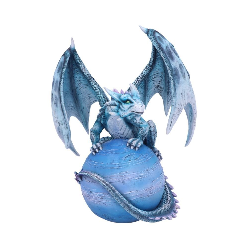 Planetary Dragon Figurine - Mercury Guardian 22.5cm