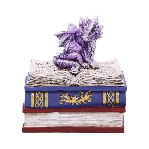 Dragonling Diaries (Purple) 11.3cm
