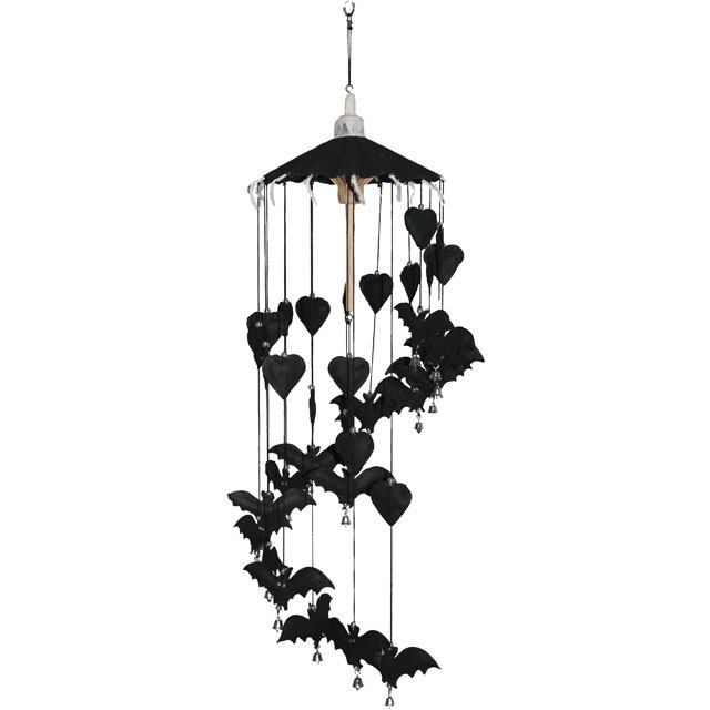 Bat Mobile / Wind Chime