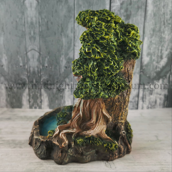 Elder Ember Backflow Incense Burner 15.5cm