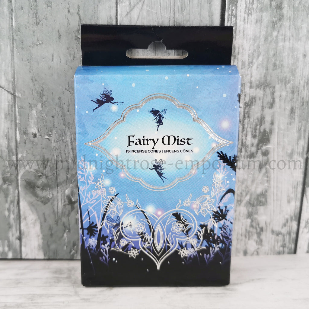 Fairy Mist Incense Cones