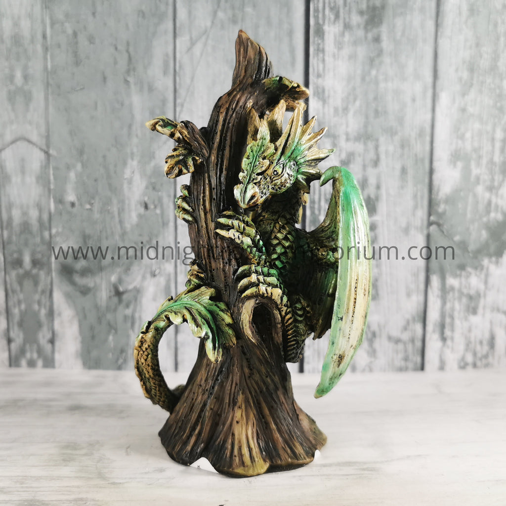 Anne Stokes Baby Forest Dragon Ornament