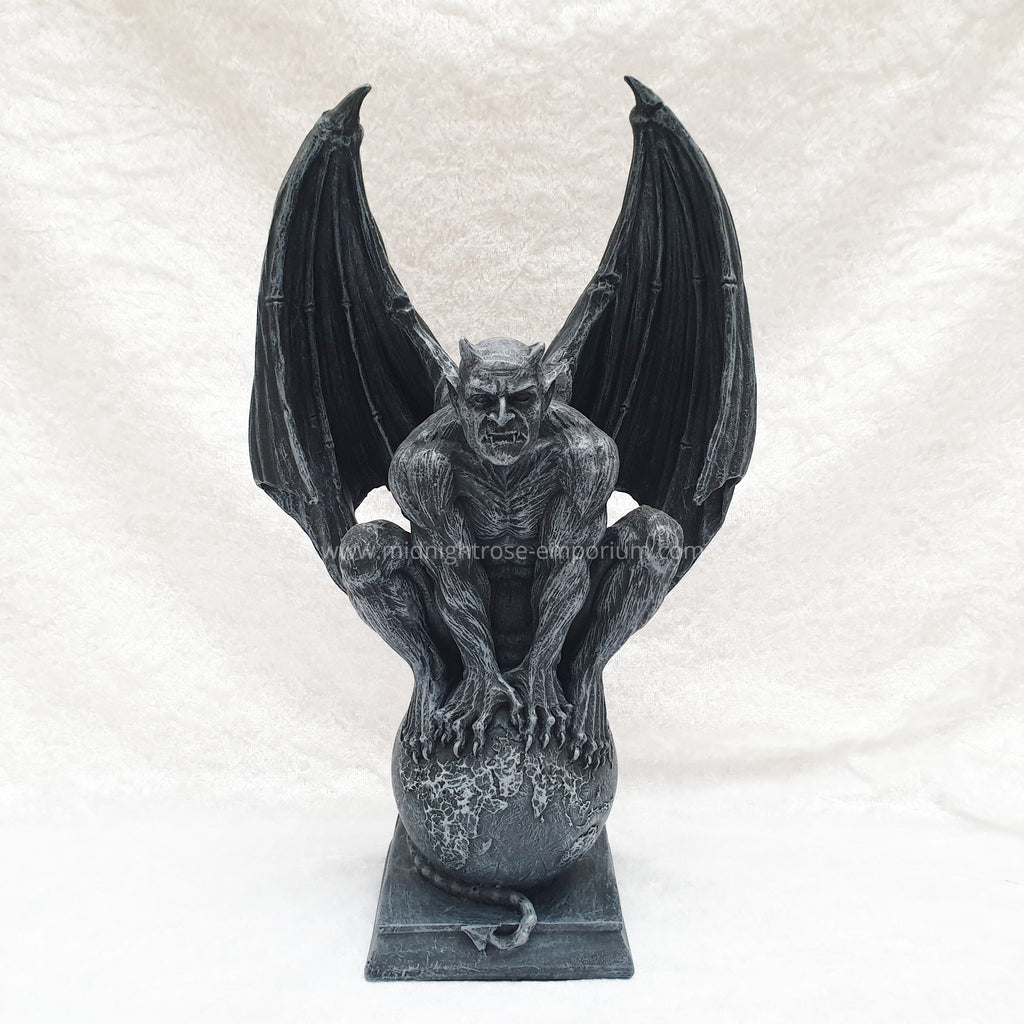 Grasp of Darkness Gargoyle Statue 31cm
