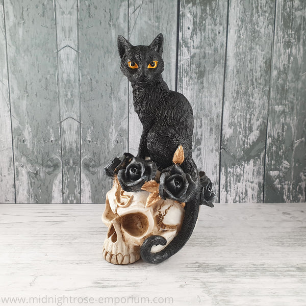 Alchemy Gothic 'Grimalkin's Ghost' Ornament