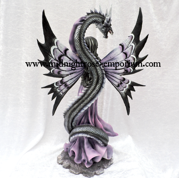 Nemesis Now Premium Fairies 'Guardian's Embrace' 60cm
