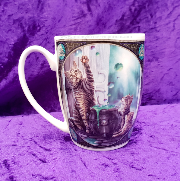 Hubble Bubble New Bone China Mug