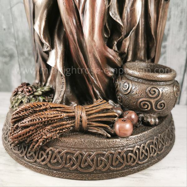 Maiden, Mother, Crone Statue 27cm