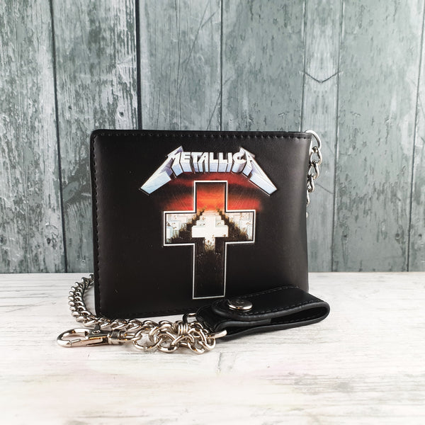 Metallica Master of Puppets Wallet - Officially Licensed Merch