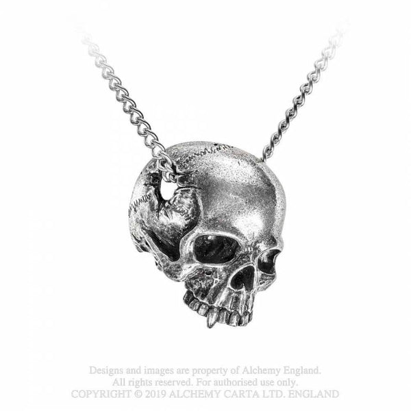 'Remains' Skull Necklace