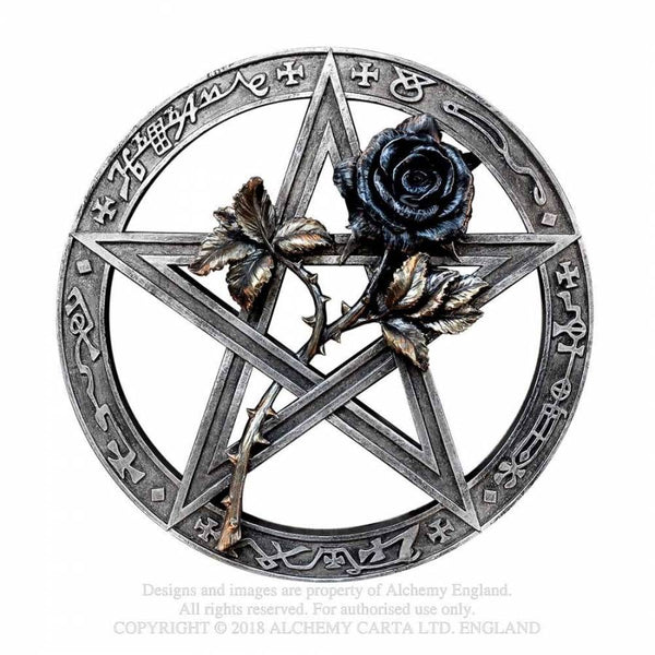 Alchemy Gothic 'Ruah Vered' Wall Ornament