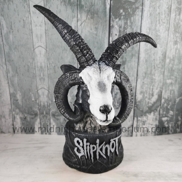 Slipknot Goat Figurine - Officially Licensed Merch
