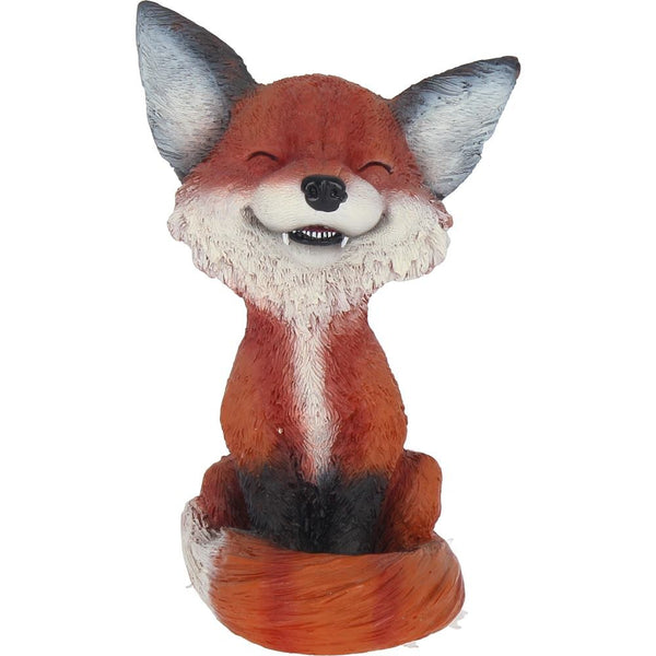Count Foxy Ornament