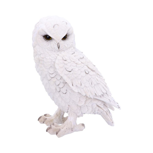Snowy Watch Owl Figurine Large 20cm