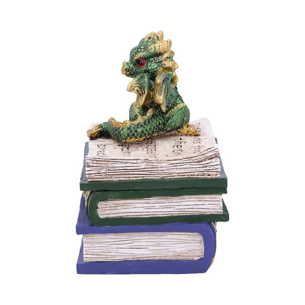 Dragonling Diaries (Green) 11.3cm
