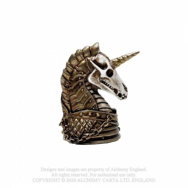 Unicorn Skull Miniature