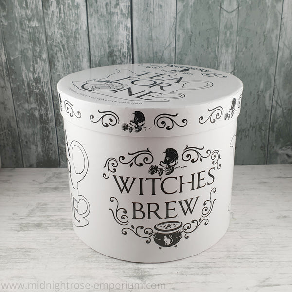 Alchemy Gothic 'Witches Brew' Tea Set for One