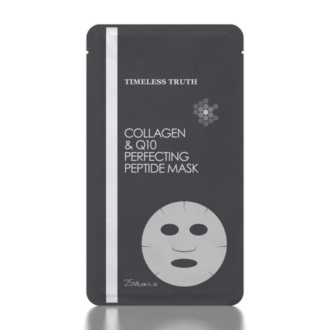 COLLAGEN & Q10 PERFECTING PEPTIDE SOFT TOUCH MASK
