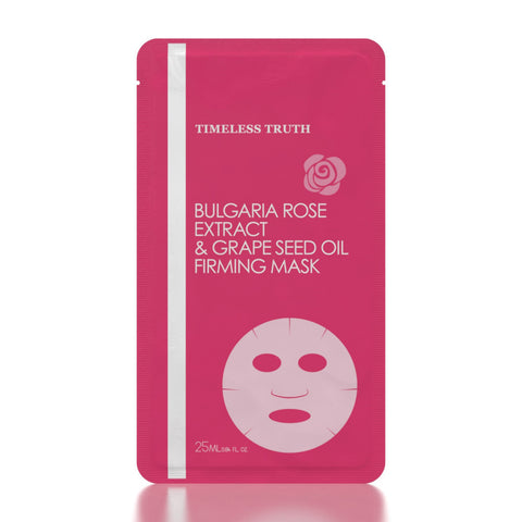 BULGARIA ROSE EXTRACT & GRAPE SEED OIL FIRMING  SOFT TOUCH MASK