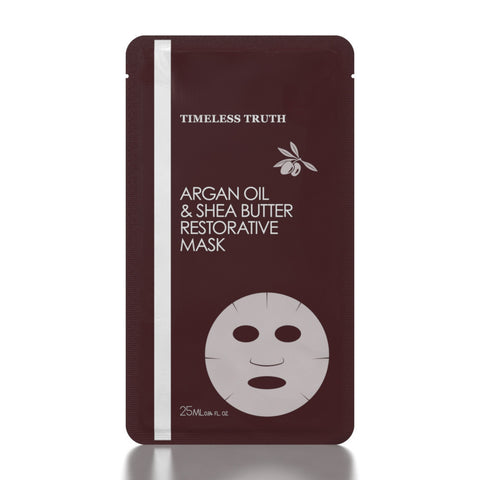 ARGAN OIL & SHEA BUTTER RESTORATIVE  SOFT TOUCH MASK