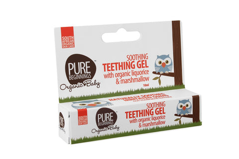 Soothing Teething Gel