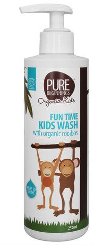 Fun Time Kids Wash With Organic Rooibos