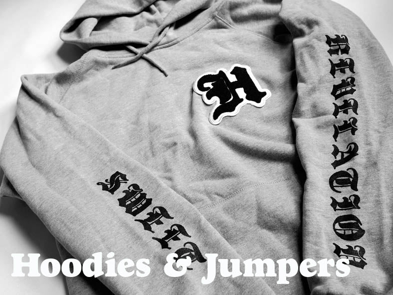 Hoodies by Hallow Collective