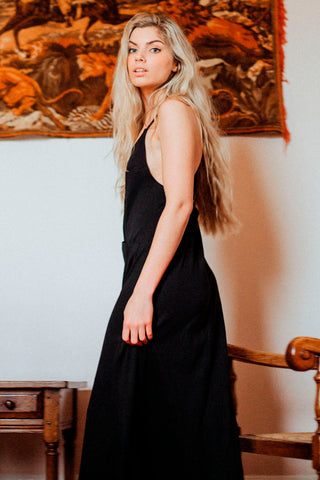 Covet - The Black Maxi Dress