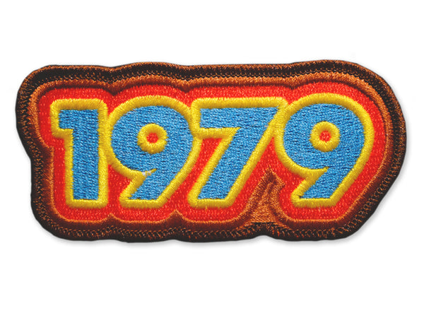 Hallow Collective - 1979 Embroidered Patch